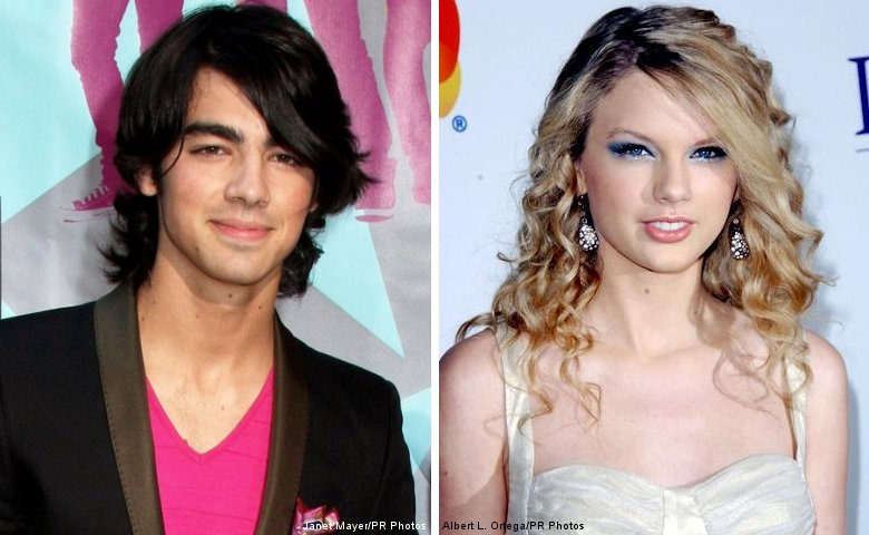 Joe Jonas Dating Taylor Swift