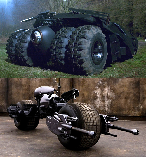 A Look Into Batman's Ever Changing Vehicles