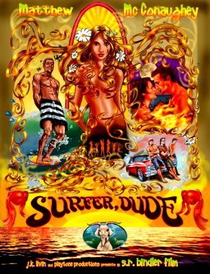 Matthew McConaughey's 'Surfer Dude' Surfing Up First Trailer