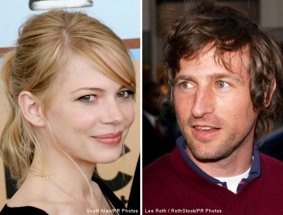 Michelle Williams Dating Film Producer Spike Jonze