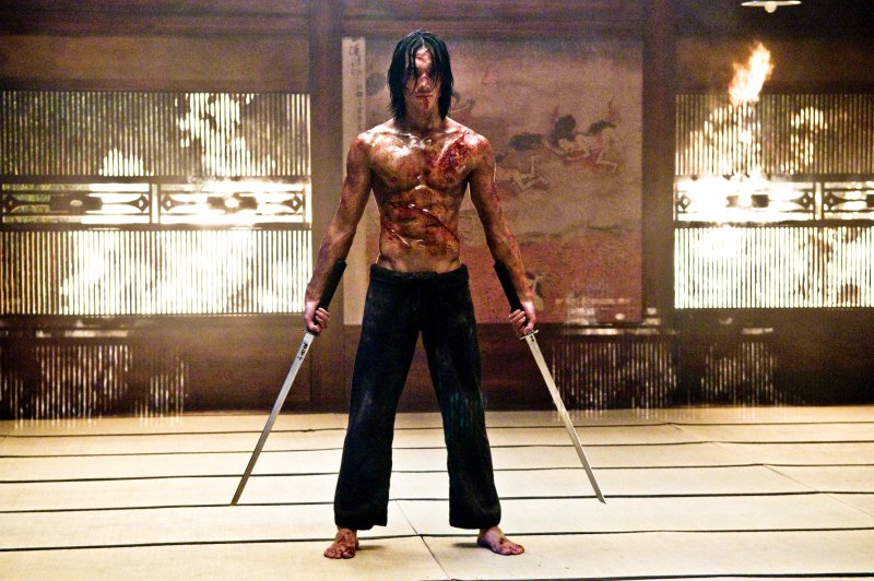 Action-Packed Behind-the-Scene Video of 'Ninja Assassin'