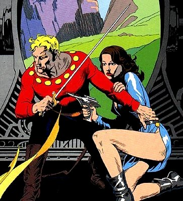 Breck Eisner's 'Flash Gordon' Finds Scribes