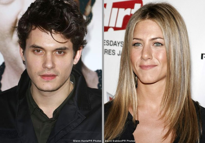 Not Ready to Have Commitment John Mayer Dumps Jennifer Aniston
