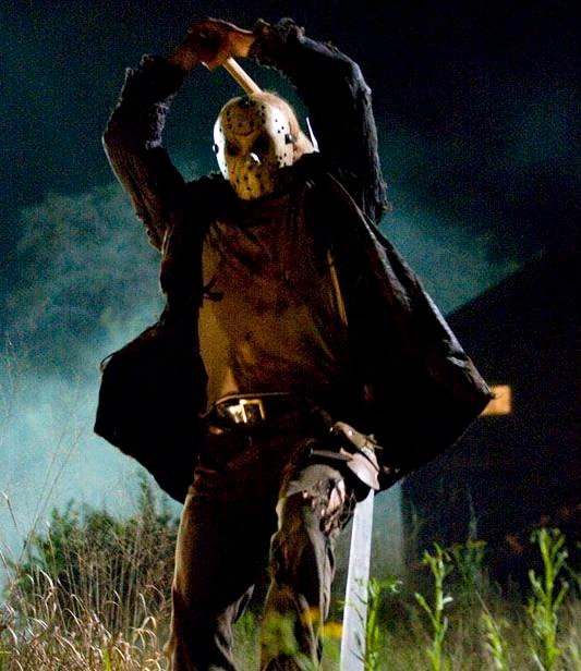 Closer Look at Jason Voorhees in 'Friday the 13th'