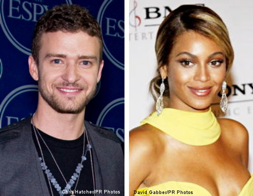 Justin Timberlake and Beyonce Knowles Join Forces in New Song