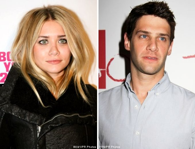 Ashley Olsen Split
