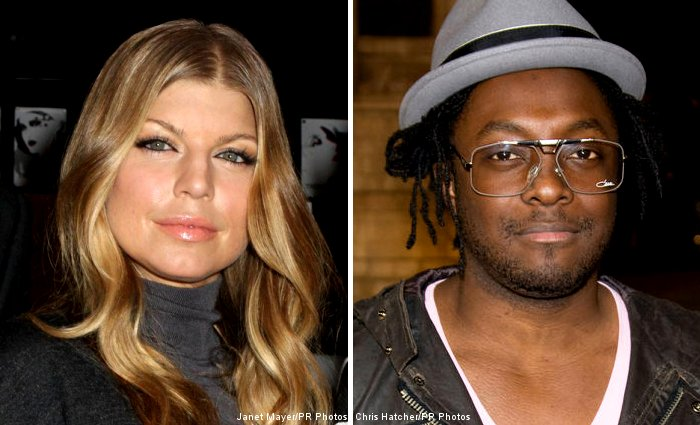 Fergie and will.i.am Join Forces for Charity Theme Song