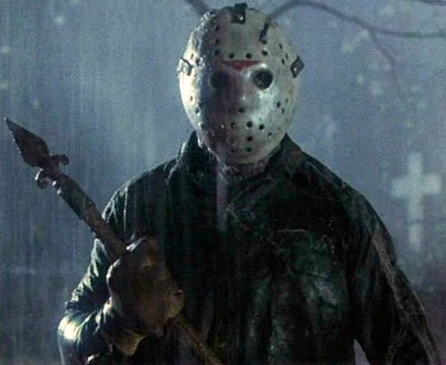 Jason Voorhees without His Mask http://www.aceshowbiz.com/news/view/00018675.html