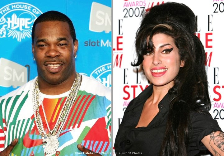 Busta Rhymes Dying to Team Up With Amy Winehouse