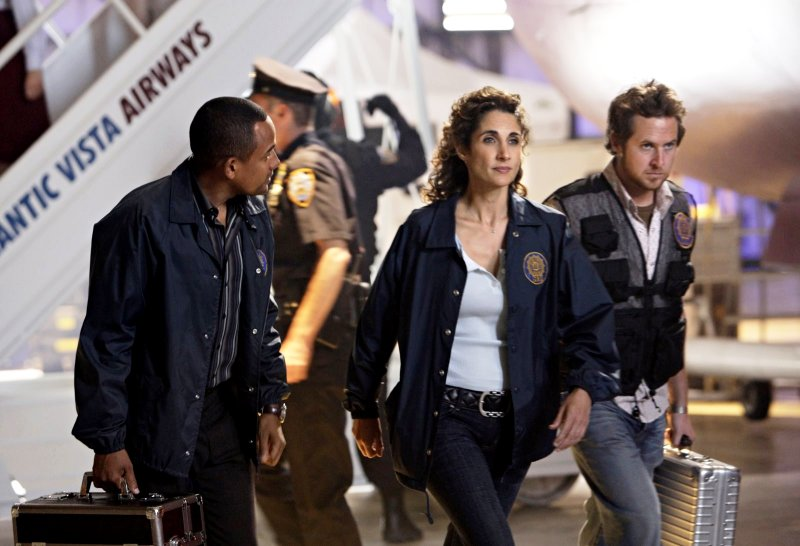 Preview of 'CSI: NY' 5.03: Turbulance