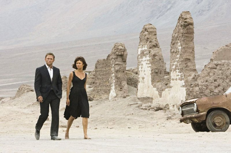 'Quantum of Solace' Getting Its Semi-Nude Girls Back