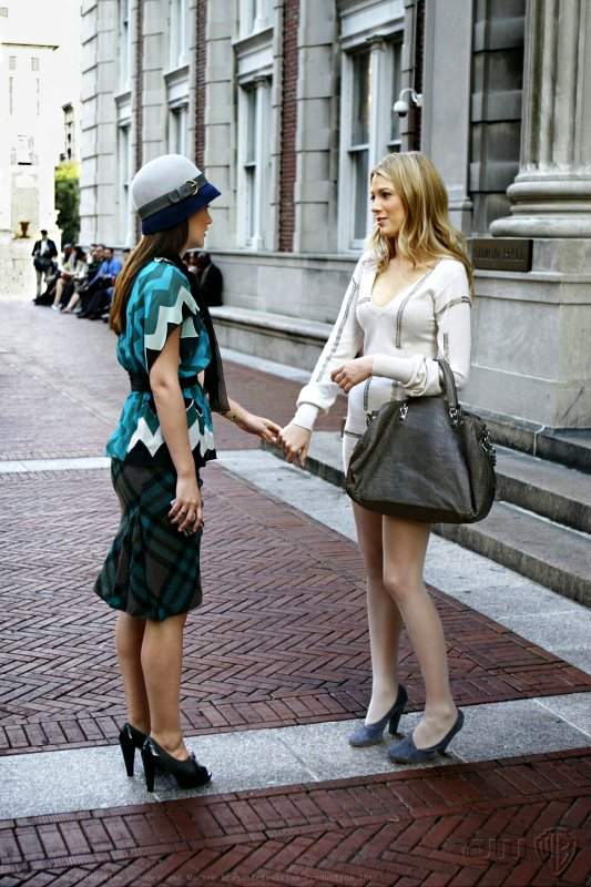New Clip From Gossip Girl 2 06 New Haven Can Wait