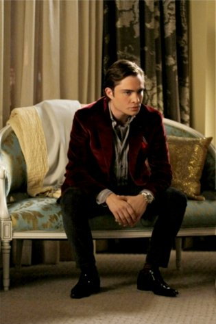 Three Clips From 'Gossip Girl' 2.07: Chuck in Real Life