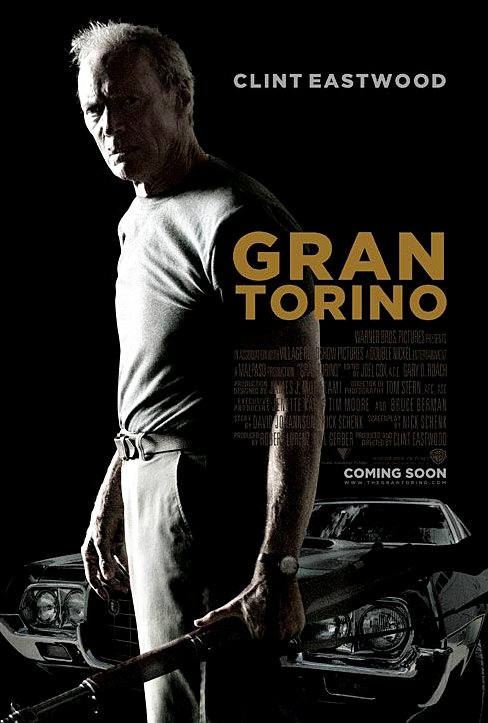 Clint Eastwood's 'Gran Torino' Welcomes Trailer
