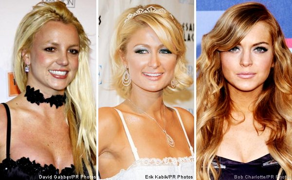 Britney Spears, Paris Hilton, and Lindsay Lohan Possibly Starring in the Same New Sitcom