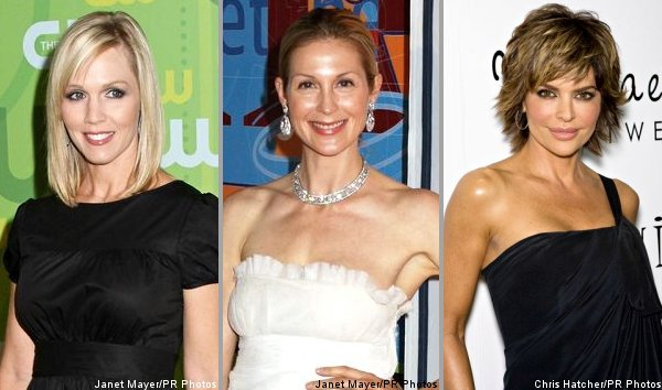 Stars Saying Yes and No to 'Melrose Place' Spin-Off