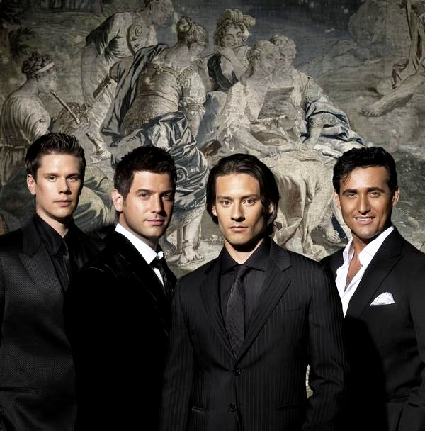 Video Premiere: Il Divo's 'The Winner Takes It All (Va Todo Al Ganador)'