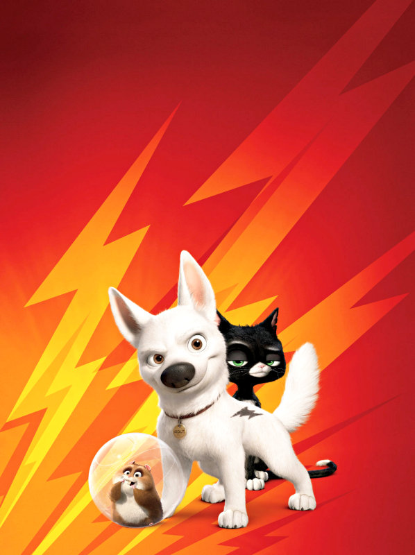 Second Trailer of Miley Cyrus' 'Bolt' Hits