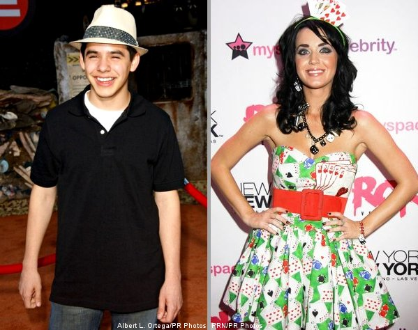 David Archuleta and Katy Perry Set for 'Z100's Jingle Ball 2008'