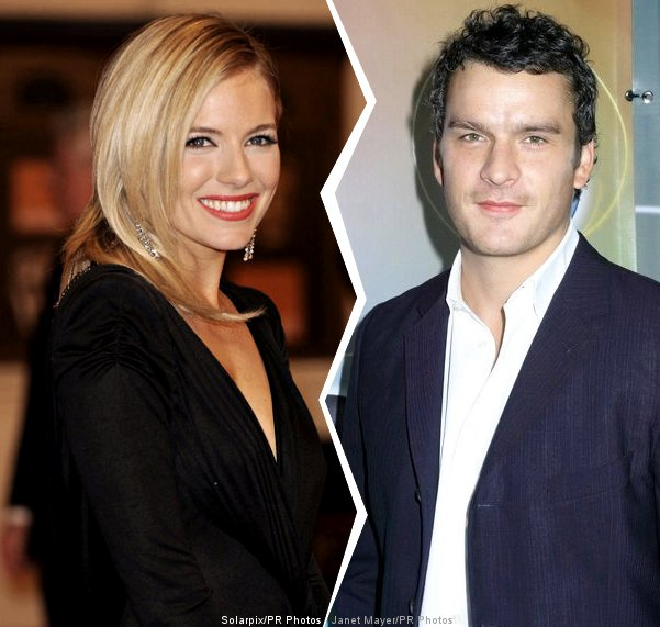 Sienna Miller Confirmed Balthazar Getty Split, 'Cool' With Single Status