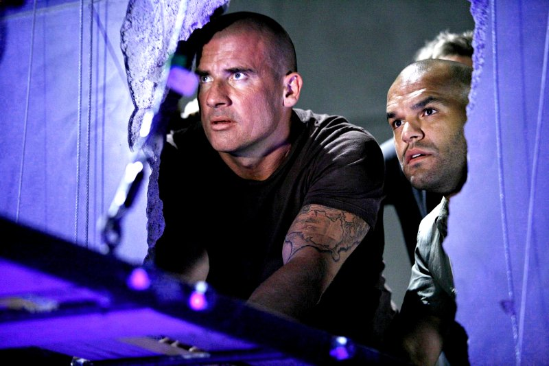 FOX's Official Preview of 'Prison Break' 4.11: Quiet Riot