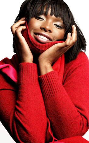 Jennifer Hudson 'Shines' in GAP Holiday Ad Campaign