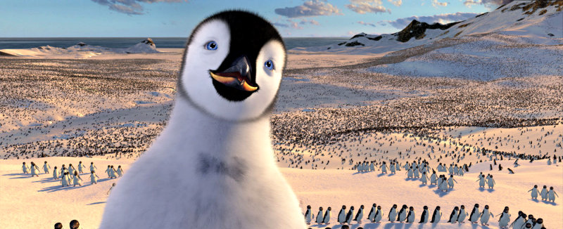 'Happy Feet 2' Coming to Life in Sydney