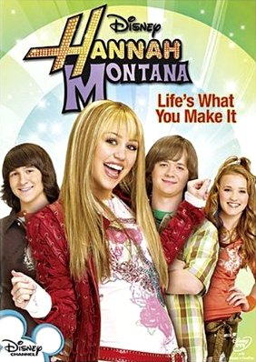 'Hannah Montana', a Champion on Children's BAFTA