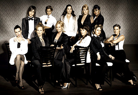 Behind-the-Scenes of 'The L Word' Final Season