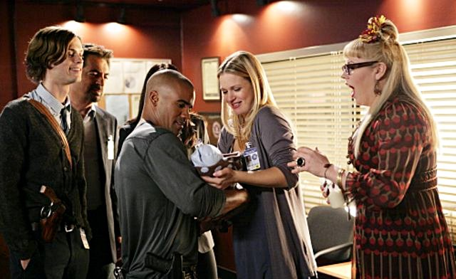 Sneak Peek of 'Criminal Minds' 4.11: Normal