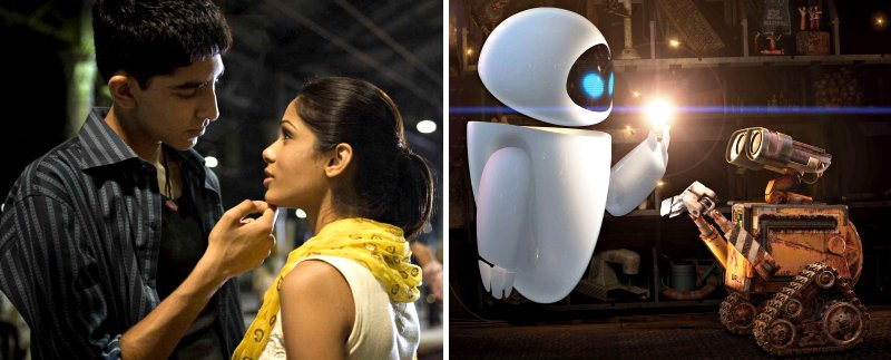 'Slumdog Millionaire' and 'Wall-E' Share 2008 Boston Society of Film Critics Awards' Top Price