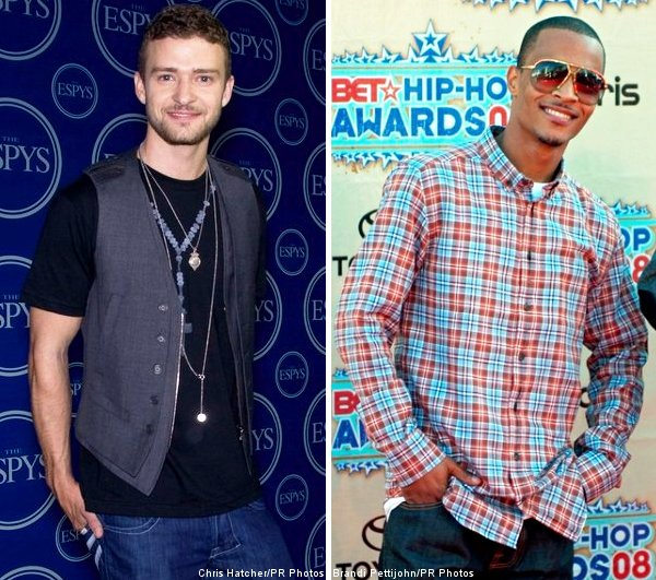 Justin Timberlake and T.I.'s Duet Song 'If I' Comes Out