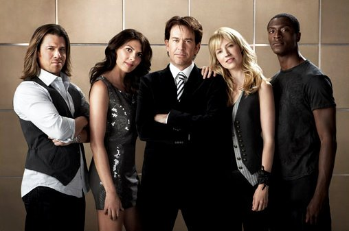 Sneak Peek of 'Leverage' 1.05: The Wedding Job