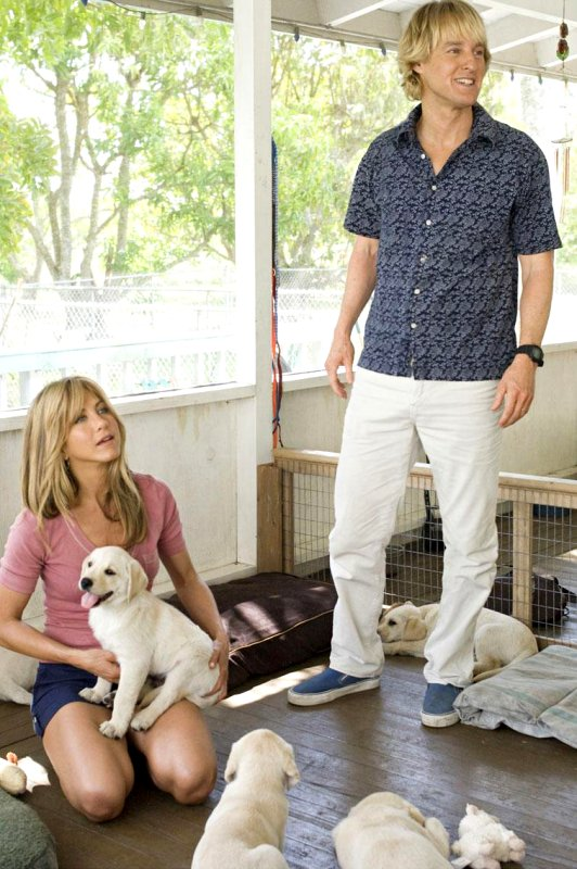 'Marley and Me' Captivates Weekend Box Office