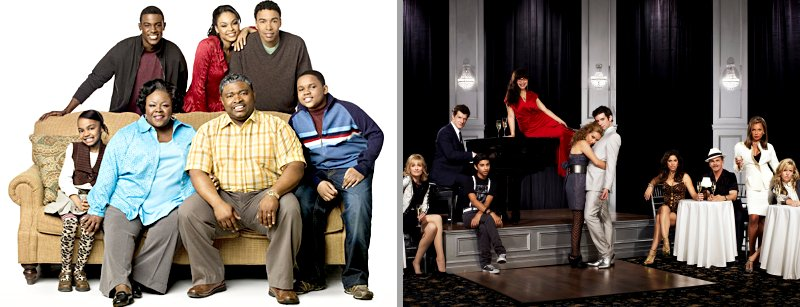 List of 40th NAACP Image Awards Nominees in TV