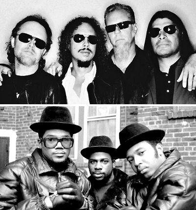 Metallica, Run DMC Made 2009 Rock and Roll Hall of Fame Inductees