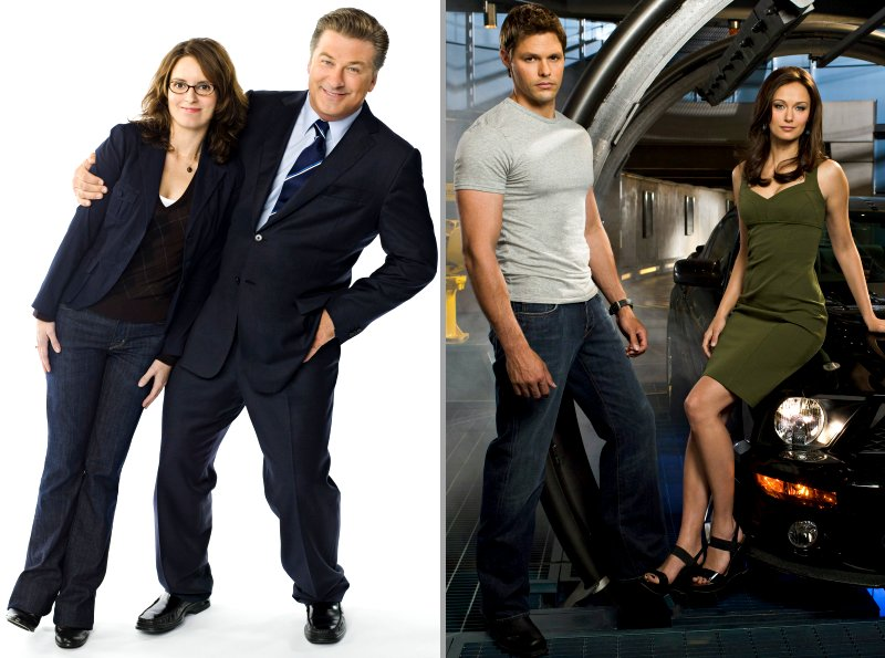 NBC Determining Fate of '30 Rock', 'Knight Rider' and More