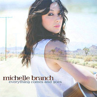 Cover Art of Michelle Branch's New LP, Snippet of 'The Way' Music Video