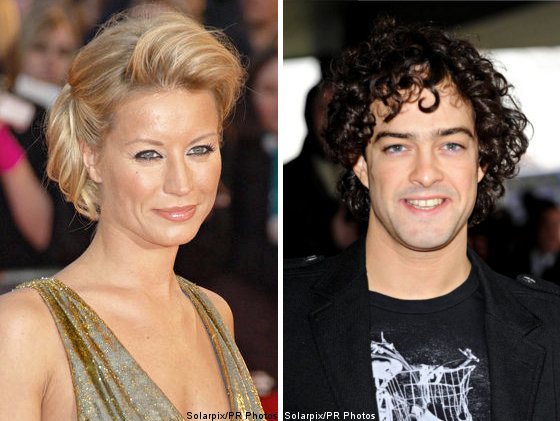 Model Denise Van Outen and Boyfriend Lee Mead Engaged to Wed