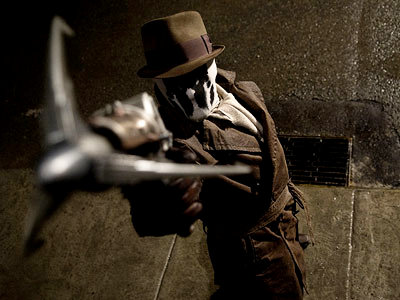 Rorschach Ready for Action in New 'Watchmen' Photo