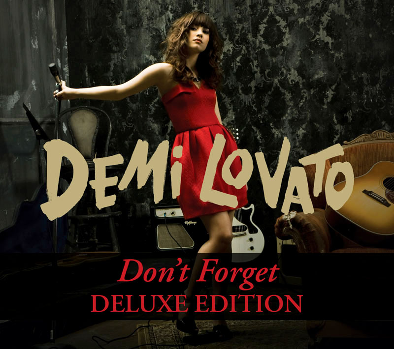 Demi Lovato to Release 'Don't Forget' Deluxe Edition