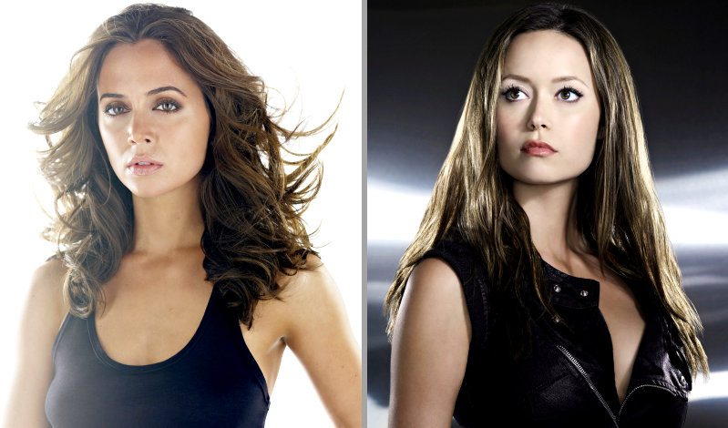 FOX Promo of 'Dollhouse' and 'Terminator: Sarah Connor Chronicles'