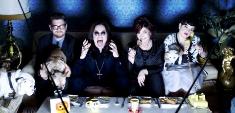 Hilarious Preview of New Reality Show 'Osbournes: Reloaded'
