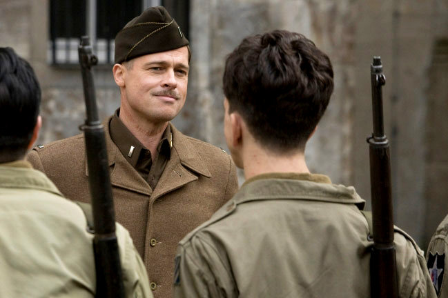 Trailer Preview of Quentin Tarantino's 'Inglourious Basterds'