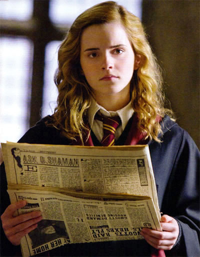Details of New 'Half-Blood Prince' Footage in MTV's 'Spoilers'