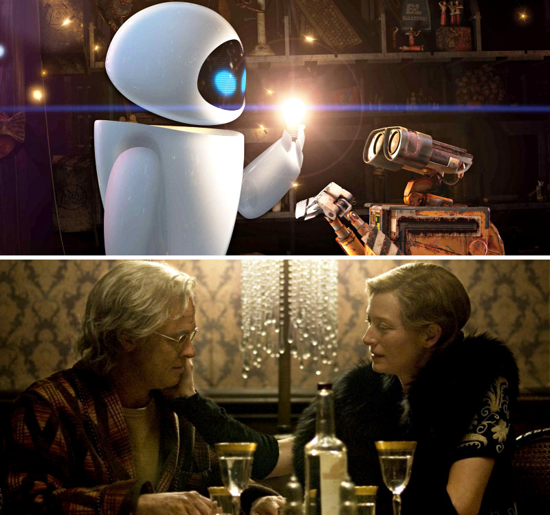 2009 Oscars: 'Wall-E' and 'Curious Case of Benjamin Button' Among Early Winners