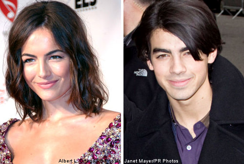 Video: Camilla Belle and Joe Jonas' Lunch Date