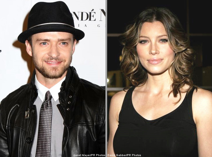 Justin Timberlake and Jessica Biel in Talks to Wed in Italy
