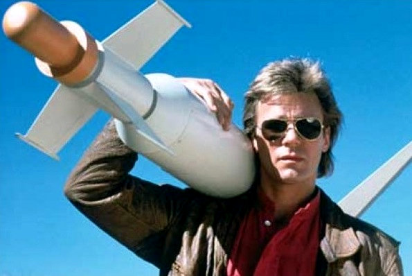'MacGyver' the Movie Is Happening