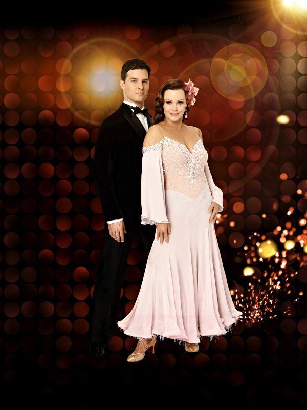 First Eliminated 'Dancing with the Stars' Couple: Belinda Carlisle and Jonathan Roberts